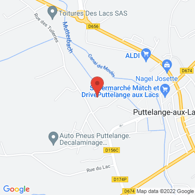 Centre village, 57510 Puttelange-aux-Lacs