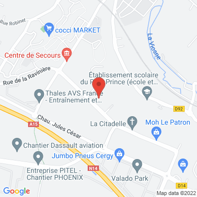 22 Rue Des Beaux Soleils 95520 Osny
