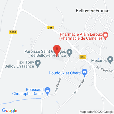 Place Sainte Beuve, 95270 Belloy-en-France