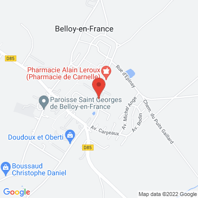 6 rue Richambre, 95270 Belloy-en-France