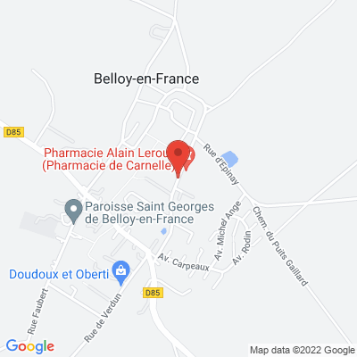 RUE RICHAMBRE, 95270 Belloy-en-France