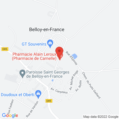 14 rue Richambre, 95270 Belloy-en-France