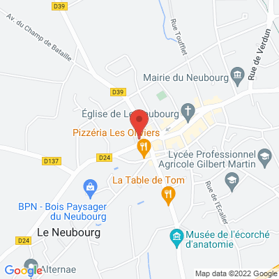 Parking de la Mairie, 27170 Grosley-sur-Risle