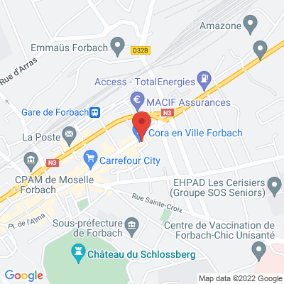 44 rue Nationale, 57600 Forbach
