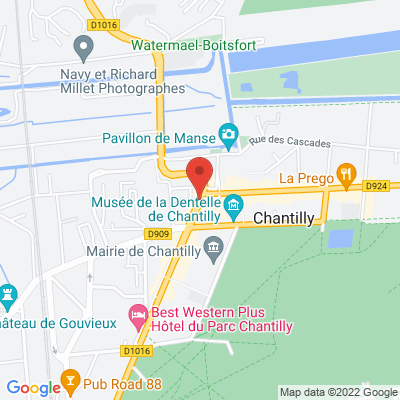 Place Omer Vallon, 60500 Chantilly