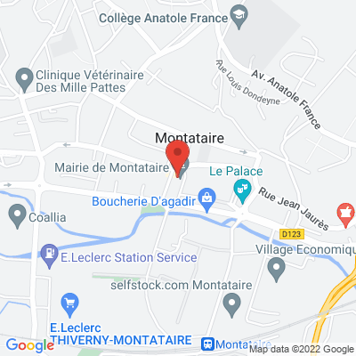 Mairie, 60160 Montataire