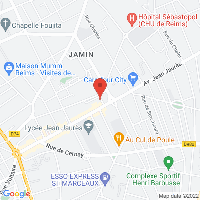 place brouette/rue Jean Jaures, 51100 Reims