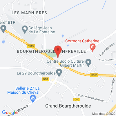Place Jacques Rafin, 27520 Bourgtheroulde-Infreville