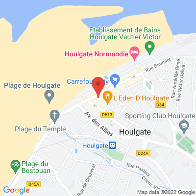 AMBIANCE CAFE - 85 Rue des Bains, 14510 Houlgate