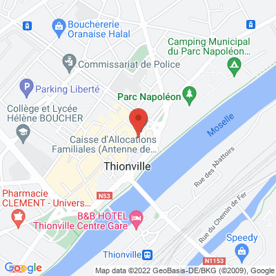 25 Rue du Luxembourg, 57100 Thionville