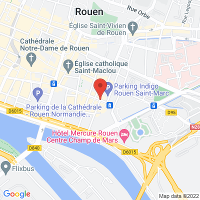 Place Saint-Marc, 76000 Rouen
