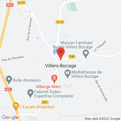 mairie, 80260 Villers-Bocage
