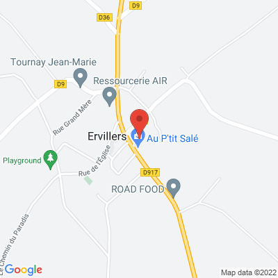 34 route nationale, 62121 Ervillers