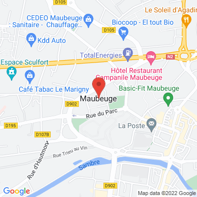 Via l'application Zoom, 59600 Maubeuge