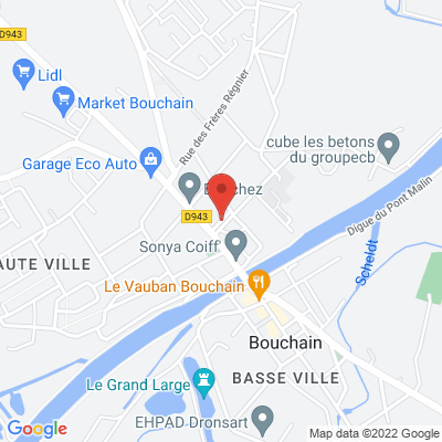 Place Timothée Trimm, 59111 Bouchain