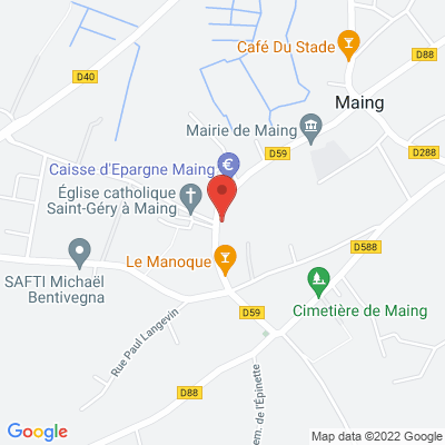 7 Place pierre Cuvelier maing, 59233 Maing