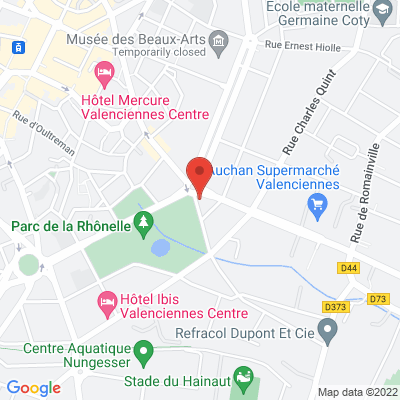 Place Cardon, 59300 Valenciennes
