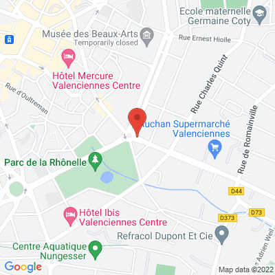 7 Place Cardon, 59300 Valenciennes