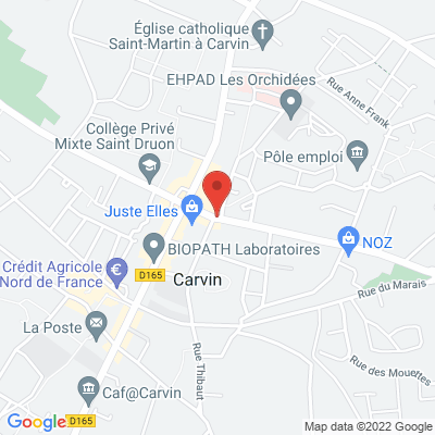 11 rue jean moulin 62220 Carvin, 62220 Carvin