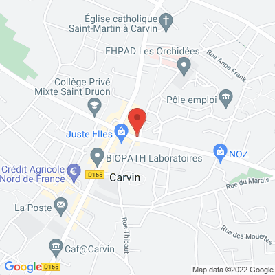 11 rue Jean Moulin, 62220 Carvin