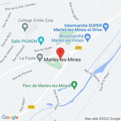 mairie, 62540 Marles-les-Mines
