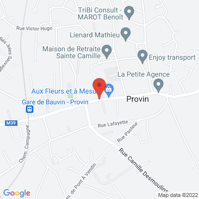 1 rue National, 59185 Provin