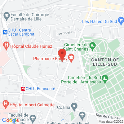 Place Edith Cavell, 59000 Lille