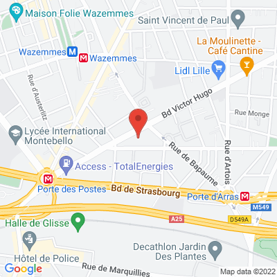 HALL PRINCESS, 59000 Lille