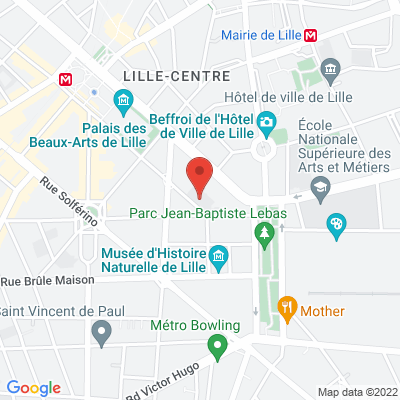 Sciences Po Lille 9 rue Angelier, 59000 Lille