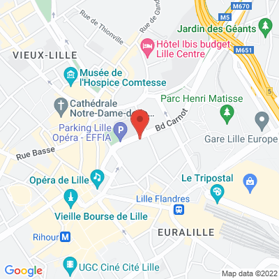 38 boulevard Carnot, 59000 Lille