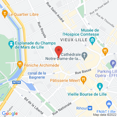 79 rue d'Angleterre, 59000 Lille