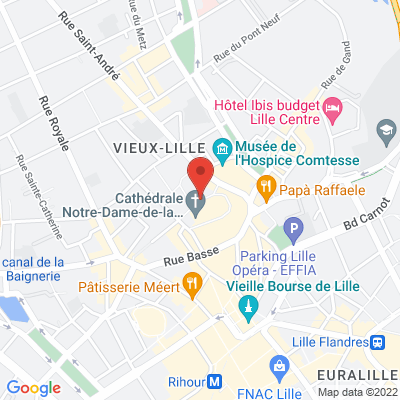 Place Gilleson, 59800 Lille