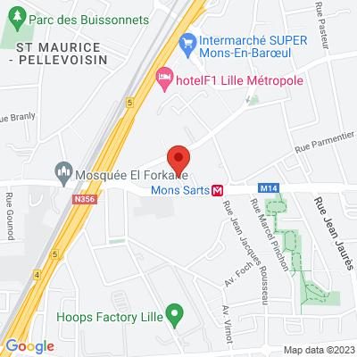 Salle BOUM Rue Paul Milliet 59370 Mons En Baroeul