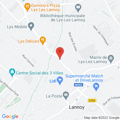 Rue Jules Guedes, 59390 Lannoy