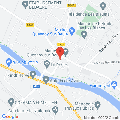 place du general de gaulle, 59890 Quesnoy-sur-Deûle