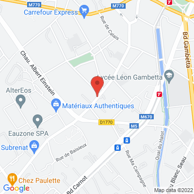 200 rue du Flocon, 59200 Tourcoing