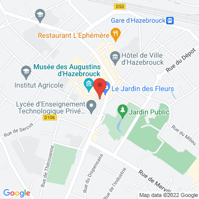 Place George Degroote, 59190 Hazebrouck