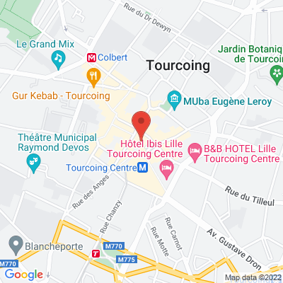 Place Saint Christophe, 59200 Tourcoing