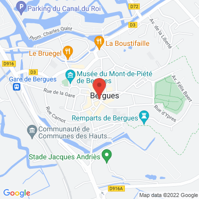 place de la république, 59380 Bergues