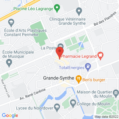 Place de l'Europe, 59760 Grande-Synthe