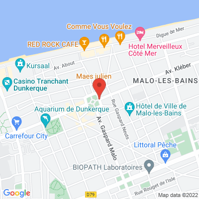 Place Turenne, 59240 Dunkerque