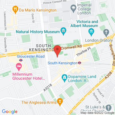 Café Aubaine de l'Institut Français 17 Queensberry Place, SW72DT London, Royaume-Uni