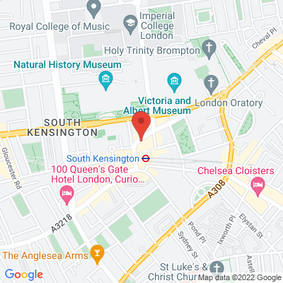 Brompton Food Market 33 Thurloe Place, SW72HQ London, Royaume-Uni