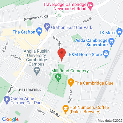 19 Norfolk st, CB12LD Cambridge, Royaume-Uni